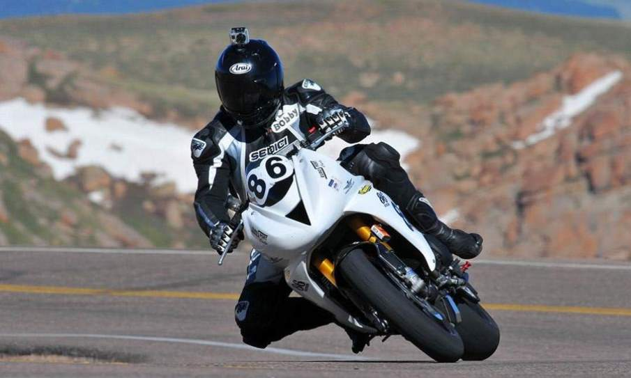Bobby Goodin dies during Pikes Peak