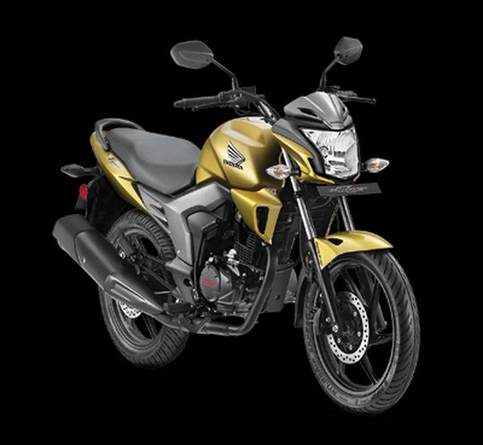 Honda to launch more sportive 160cc bike during the holiday season
