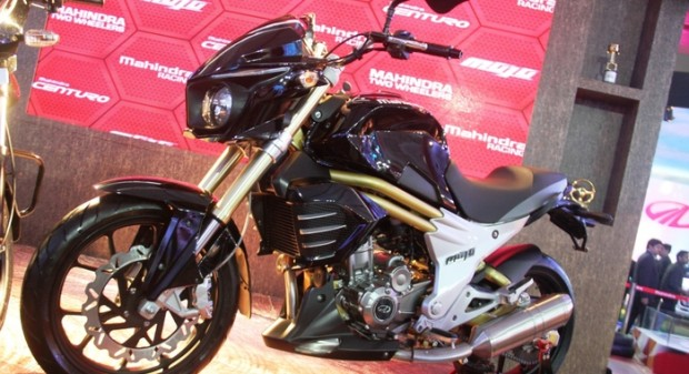 Mahindra two-wheeler is aligned 4 Launches