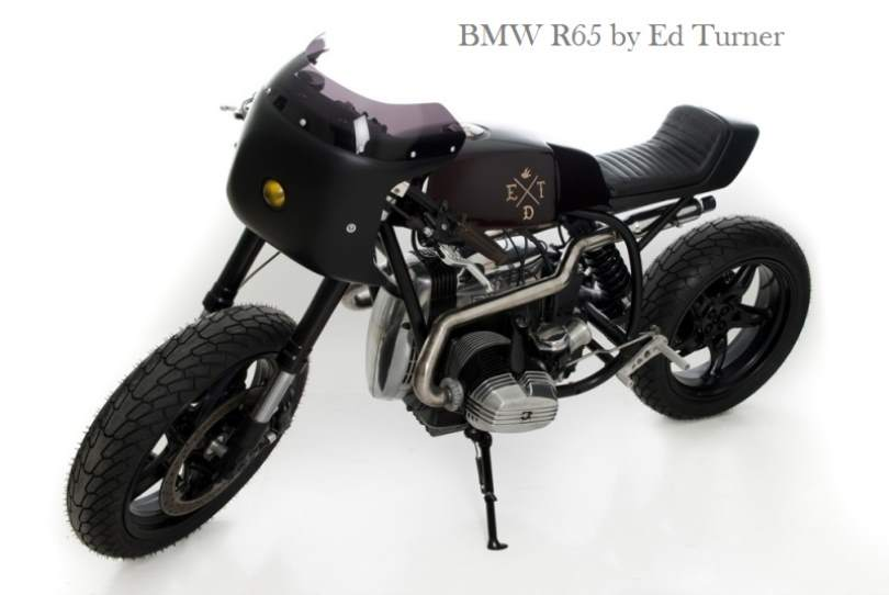 bmw r65 by ed turner motorcycles closer side view