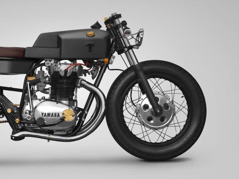 Yamaha XS 650 Standard Motorcycle 1968