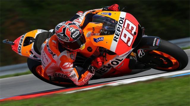 Brno Marc Marquez