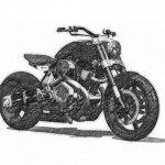 Confederate Hellcat Speedster front left side