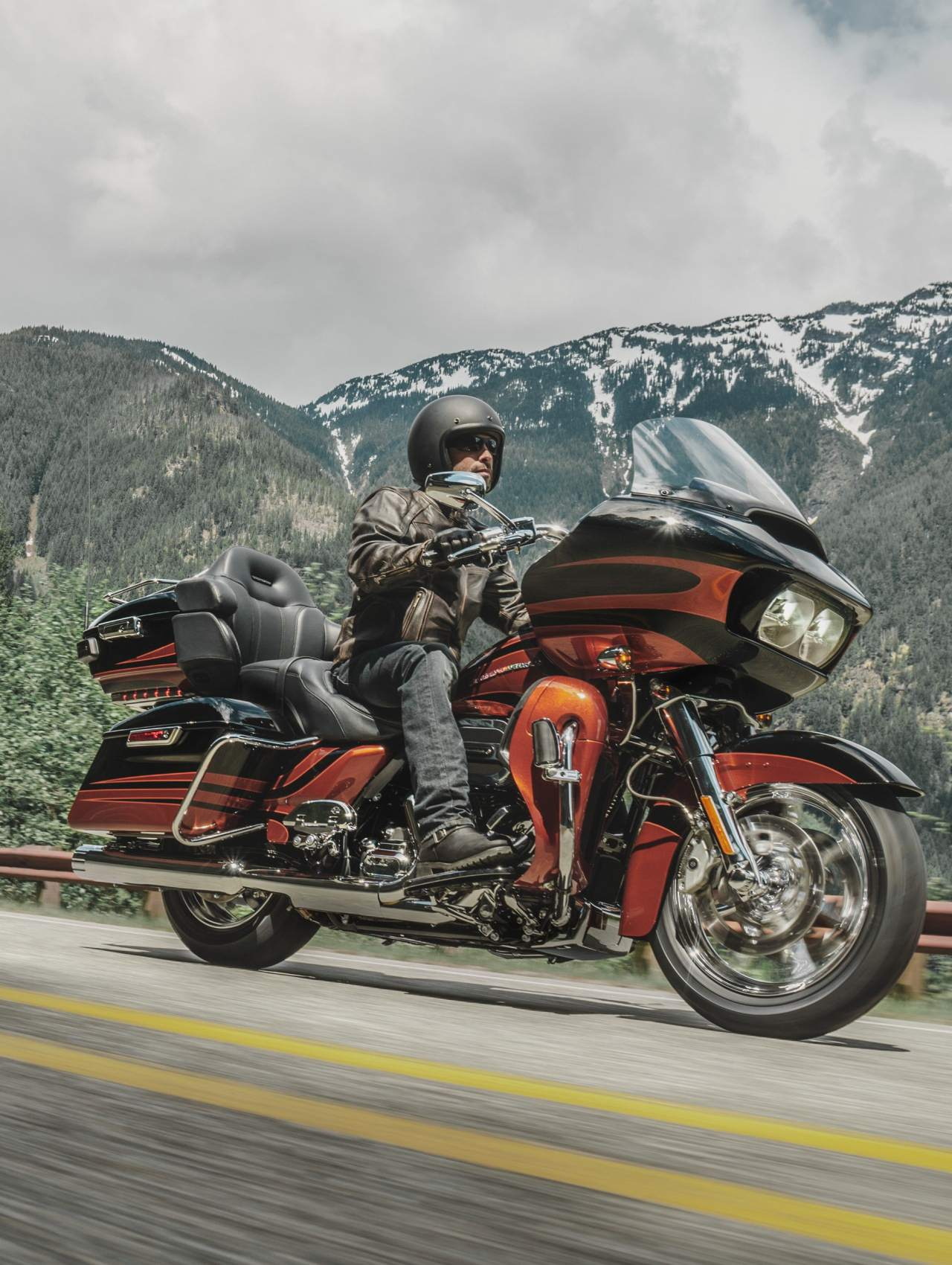 Road Glide Sturgis Ride 2015