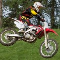 2015 Honda CRF450R Test