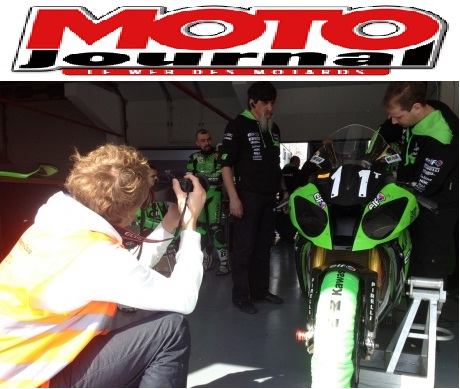 Moto journal seeks a contract pro shootingediting