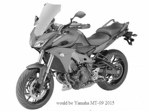 Yamaha MT-09X