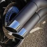 2014 Yamaha XVS1300 Custom Liquid Copper Static