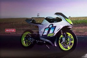 ZX3 - RR or Icon Revisits the 300 Ninja