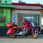 Indian Roadmaster and indian scout
