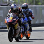 ktm dominates moto3 this years with jack miller