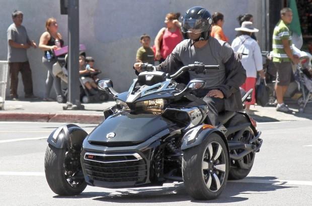 2015 Cam-Am Spyder F3-3 wheels News