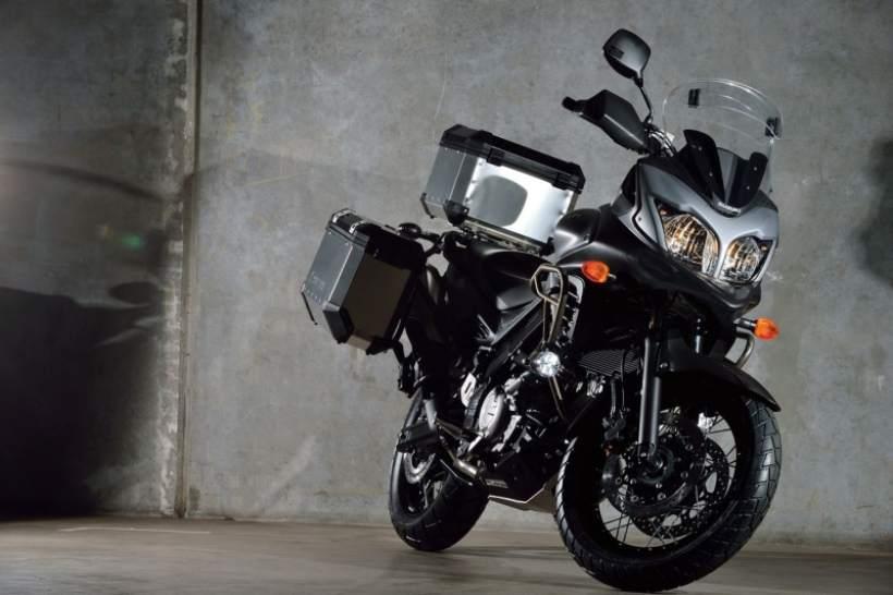 new Suzuki V-Strom 650 XT