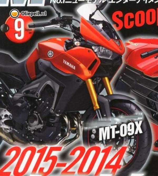 Yamaha MT-09X Adventure Tourism