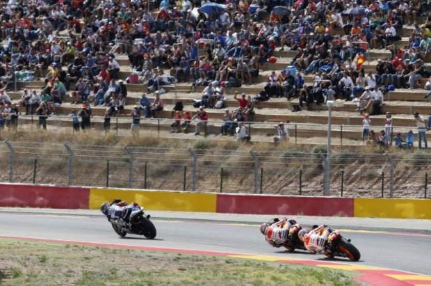 Aragon MotoGP  Lorenzo After Suspense1