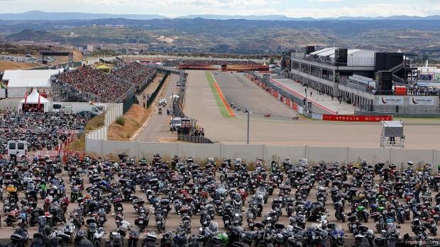 Aragon MotoGP  Lorenzo After Suspense