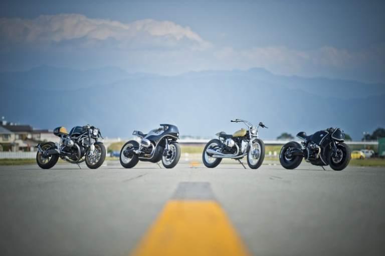 BMW R nineT Japan Project
