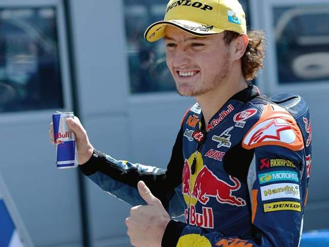 Jack Miller has totaled with LCR Honda MotoGP