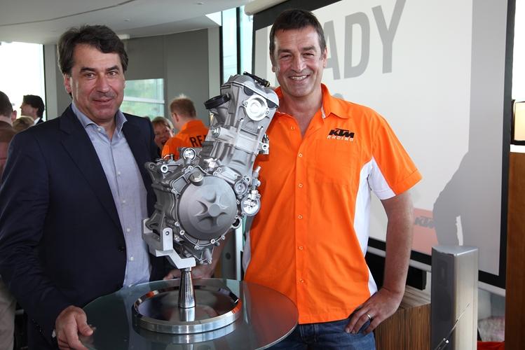 KTM will move toward to MotoGP in 2017