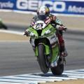 WSBK : Loris Baz from pole in Jerez