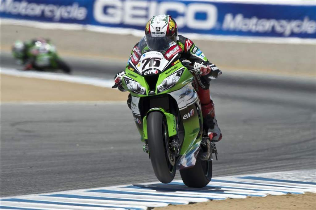 WSBK : Loris Baz from pole in Jerez