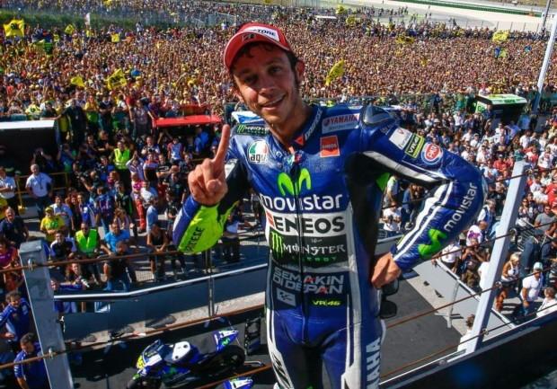 MotoGP 2014 Misano Valentino Rossi