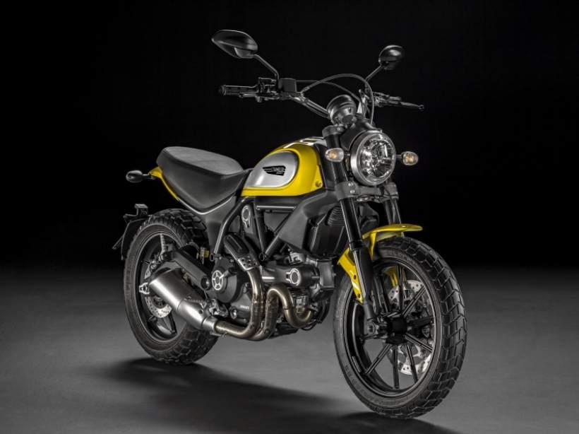 New Ducati Scrambler 2015