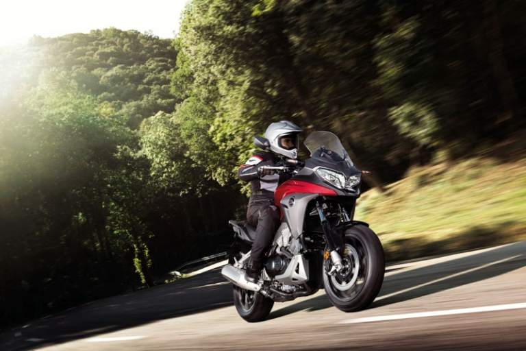 New 2015 Honda Crossrunner VFR800X