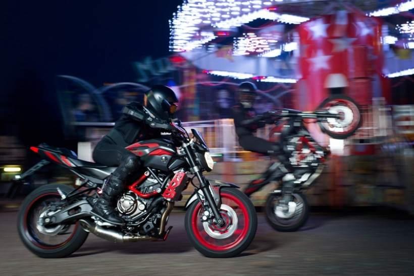 New Yamaha MT-07 2015 Motocage