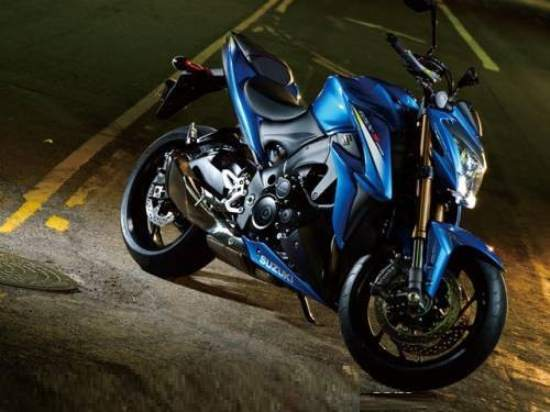 Suzuki GSX-S1000 ABS 2015 Intermot Bike