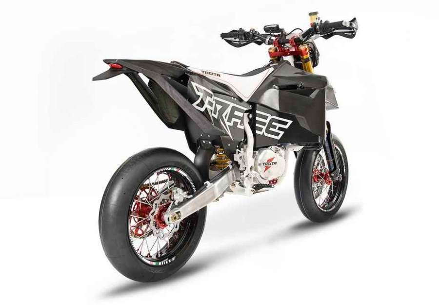 Tacita M T-Race 2015 the World Motorcycles