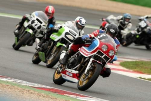 The Bol d'Or Classic for Future Motorcycle