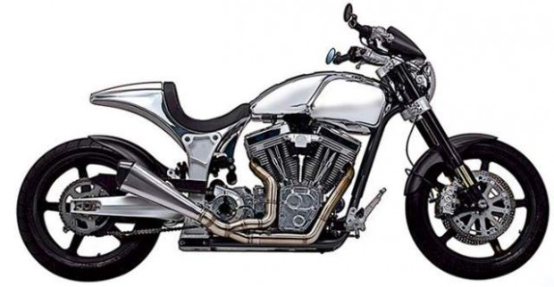 Bike Keanu Reeves by Arch Motorcycle Company