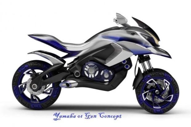 Yamaha 01 Gen Concept