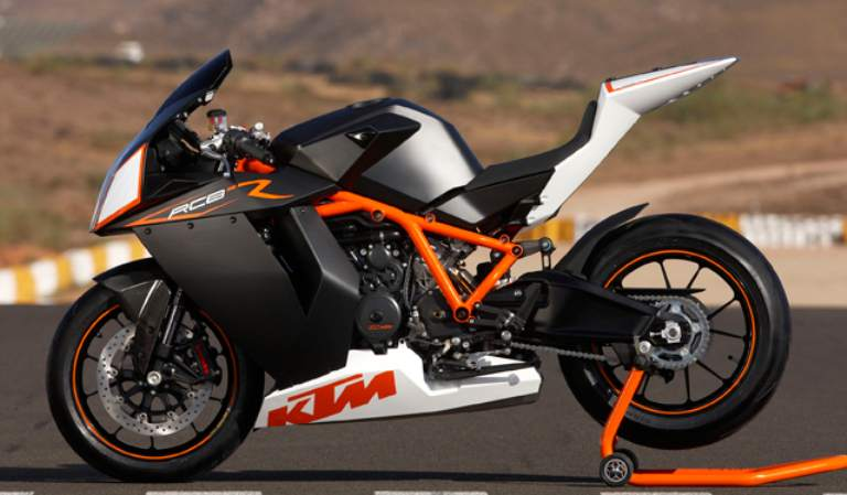 KTM RC8R 2015 Updated Model