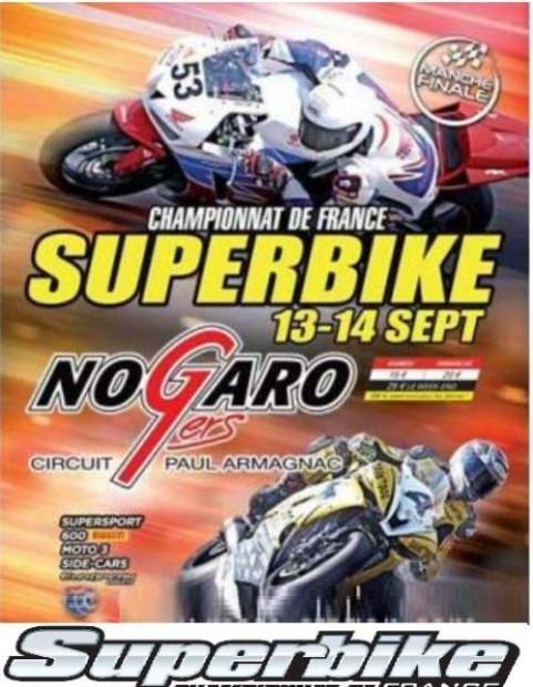 FSBK Nagaro The Grand Finale on this Weekend