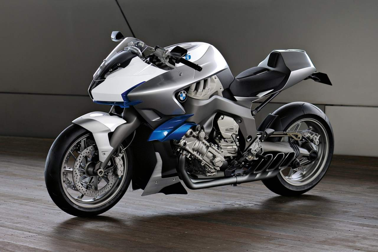 2015 EICMA new Bike BMW in Milan