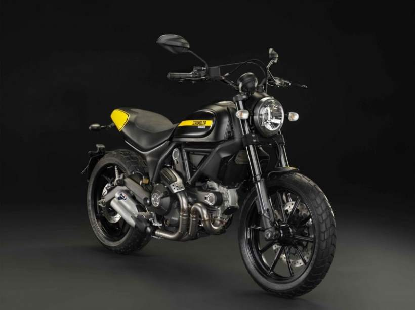 Ducati Scrambler as a Comprehensive Motorcycle