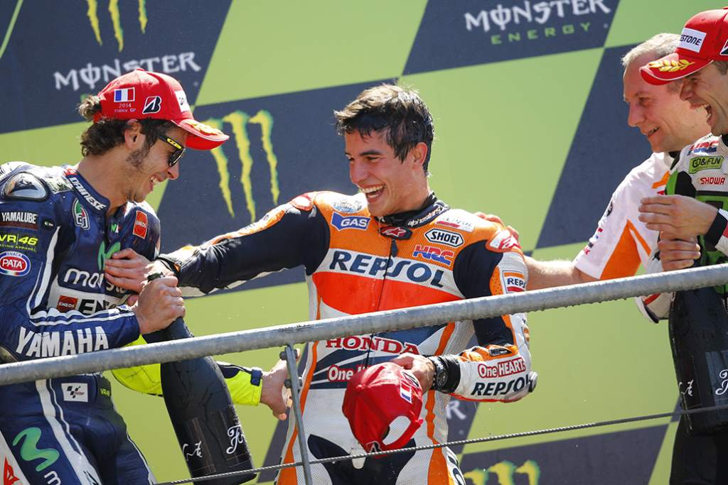 GP Phillip Island Marquez Sustain The Victory