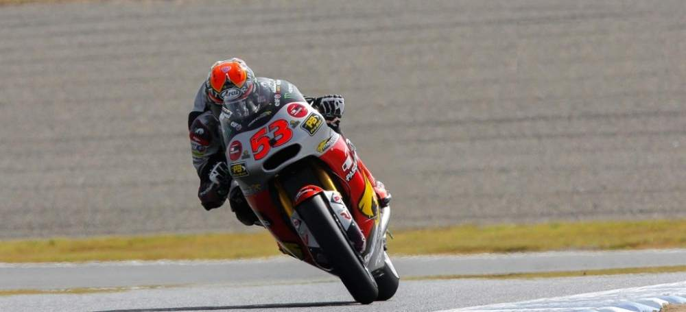 Moto2 at Motegi - Rabat Pole