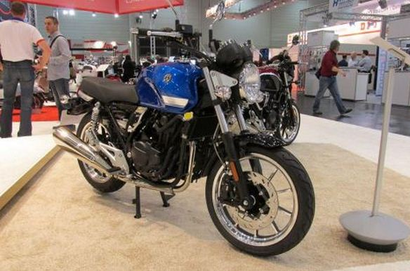 SYM new motorcycles Wolf 300 and Classic Café Racer