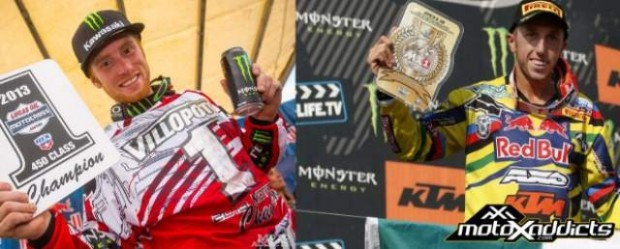 Villopoto joined MXGP in 2015