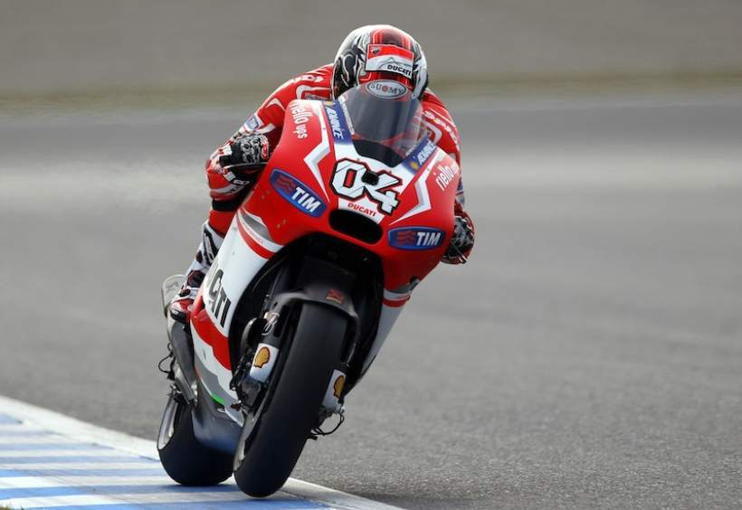 MotoGP at Motegi - First pole for Ducati and Dovizioso
