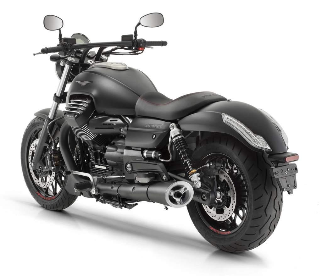 2015 Moto Guzzi Audace