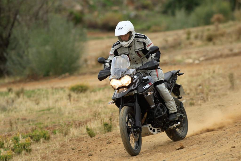 Full Review Andalusia welcomes 800XRx Triumph Tiger and Tiger 800XCx