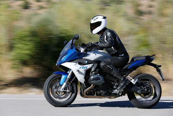 BMW R1200 R and RS 2015 With New Technology
