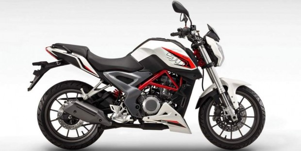 2015 Benelli BN251 Motorcycle
