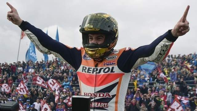 GP Valence : Marquez's 13th Winning for the History