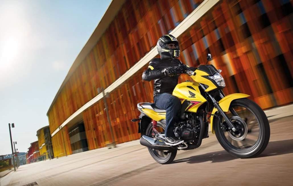 2015 Honda CB125F World Number 1