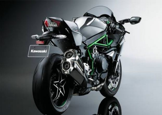 News bike 2015 EICMA: Kawasaki H2 Road Birth of the 3rd Type